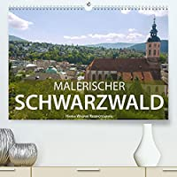 Malerischer Schwarzwald (Premium, hochwertiger DIN A2 Wandkalender 2022, Kunstdruck in Hochglanz): Hanna Wagner zeigt Monat fuer Monat die malerischen Seiten des Schwarzwaldes. (Monatskalender, 14 Seiten )