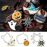 Zoom IMG-1 kentop formine per biscotti halloween