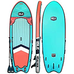 isle megalodon 15 ft multi person paddle board