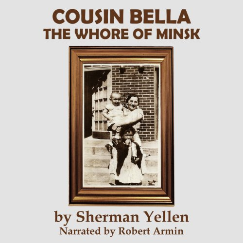 Cousin Bella audiobook cover art