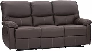 3 recliner sectional