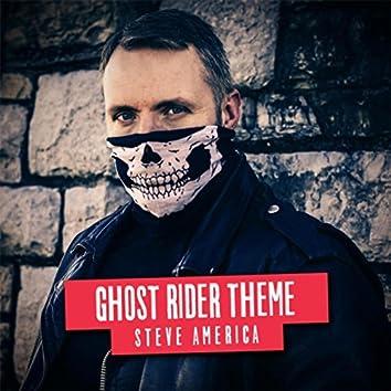 Ghost Rider Theme (feat. Mileena Lam)