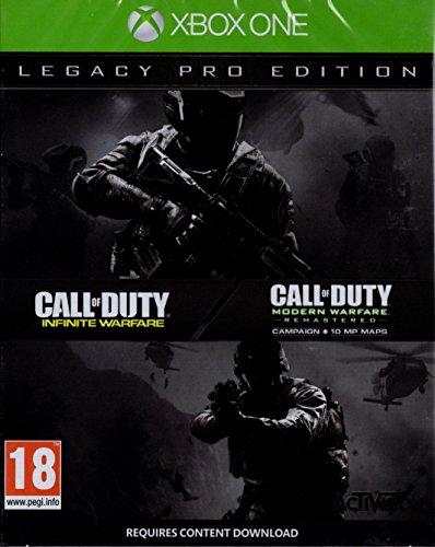 Xbox One Call of Duty: Infinite Warfare Legacy Pro Edition incl. Season Pass