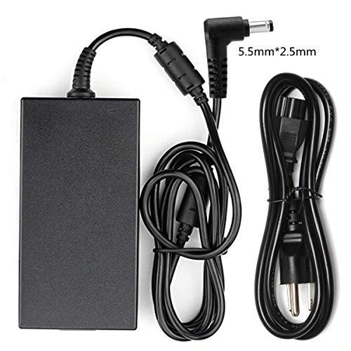 180W Ac Charger for Msi GS40 GS60 GS70 GS65 GS63 GS63VR GT60 GT70 GL62M GL72M GE60 GE62 GE72 GS73VR MSI-Gaming Laptop Power Adapter Supply Cord
