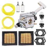 Milttor RY08420A BP42 Carburetor Air Fuel Filter Primer Bulb Fit 308054079 308054093 Ryobi RY08420 Backpack Blower