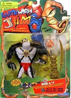 EarthWorm Jim Bob and #4