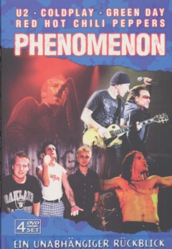 Various Artists - Phenomenon [4 DVDs]
