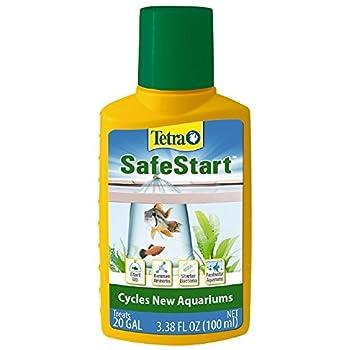 Tetra SafeStart 3.38 Ounce For Newly Set-Up Fish Aquariums
