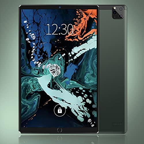 Tablet PC, Retina HD De 8 Núcleos De 10.1 Pulgadas, Navegación GPS 3G / 4G Llamada WiFi Internet Ultradelgada, Adecuada para Computadoras De Escritorio Y Portátiles De Aprendizaje