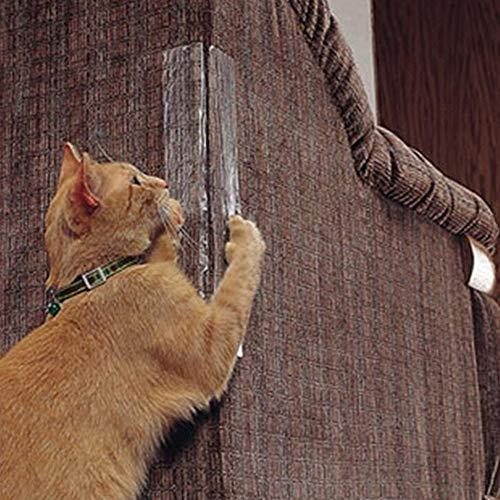 Kratzschutz für Möbel, 2 Stück, Kratzbrett, Möbel, Couch-Schutz - Haustier Anti-Kratzschutz