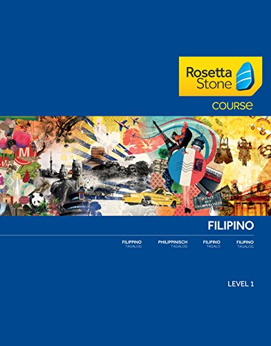 Rosetta Stone Tagalog Niveau 1 pour Mac