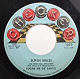 Sugar Pie De Santo 45 RPM Slip-In Mules (No High Heel Sneakers) / Mr. & Mrs.