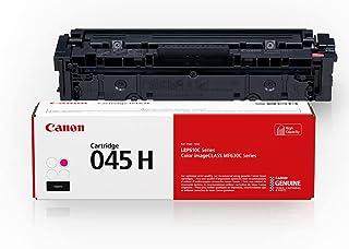 Canon Genuine Toner, Cartridge 045 Magenta, High Capacity (1244C001), 1 Pack, for Canon Color imageCLASS MF634Cdw, MF632Cd...