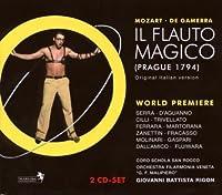Mozart / De Gamerra: Il Flauto Magico (Prague 1794)