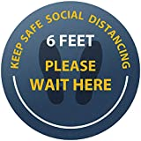 Easy to Use & Remove: Everybody can install it in a few sample steps, peel & stick, When you remove it, no glue will remain on the surface. Commercial Grade material: This safety sign is made of high quality commercial grade Vinyl, ultra tough, textu...