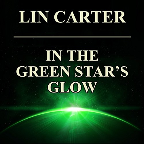 In the Green Star's Glow audiobook cover art