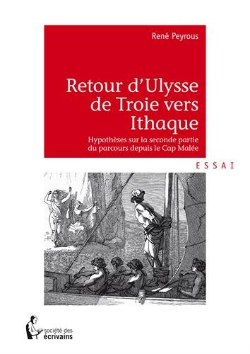 Retour d'Ulysse de Troie vers Ithaque