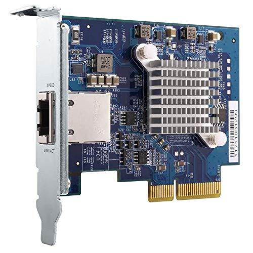 Netzkarte 10 GbE 5 Geschwindigkeiten *QXG-10G1T* 2739