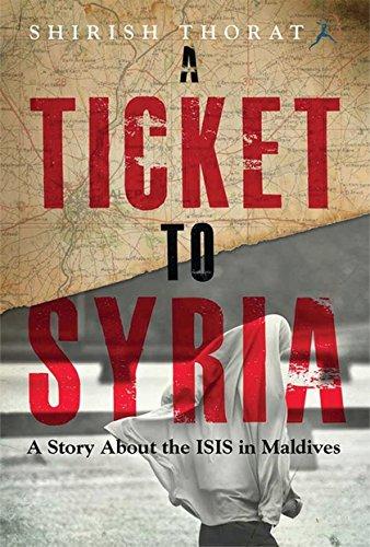 A Ticket to Syria [Paperback] Shirish Thorat