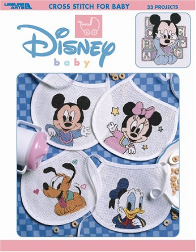 Disney Babies: Cross Stitch for Baby