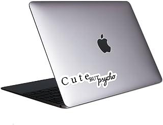 Cute But Psycho Tablet & Laptop Sticker