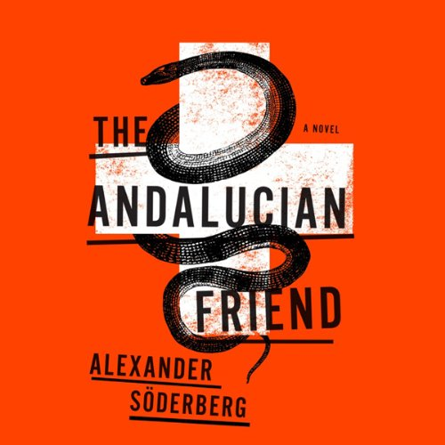 The Andalucian Friend audiobook cover art