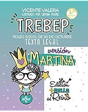 TREBEP versión Martina: RDLEG 5/2015, DE 30 DE OCTUBRE. TEXTO LEGAL