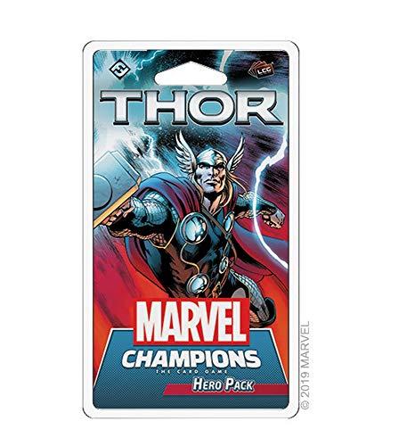 Marvel Champions LCG: Thor Expansión Juego de mesa en italiano