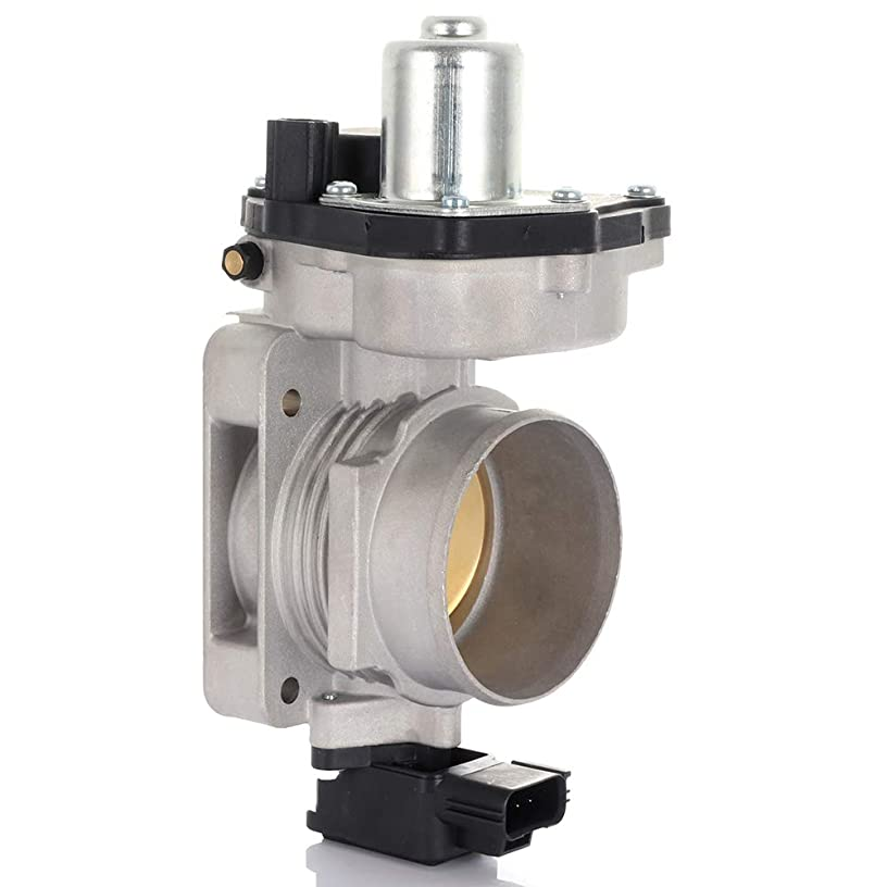 OCPTY New Electric Throttle Body Replace 67-6000 Fuel Injection Throttle Body Assembly fit for Ford, Lincoln LS/Town Car, Mercury Grand Marquis/Mountaineer