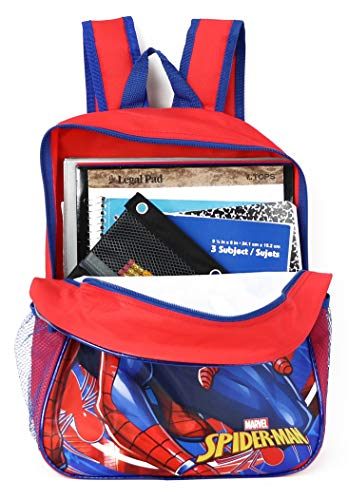 Product Image 6: Spiderman Marvel 16″ Backpack with Detachable Lunch Box