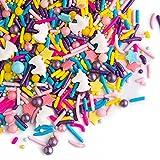 Sprinkles - Unicorn Sprinkles - Cake Sprinkles - Gluten-Free Sprinkles for Baking - Cupcake and Cake Topper - Sprinkle Mix - Sweets Indeed Sprinklefetti - 6.5 ounces