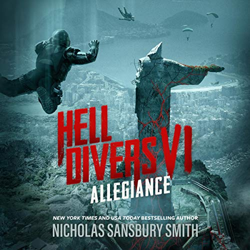 Hell Divers VI: Allegiance audiobook cover art