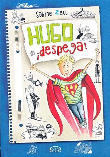 Hugo despega! (Spanish Edition)