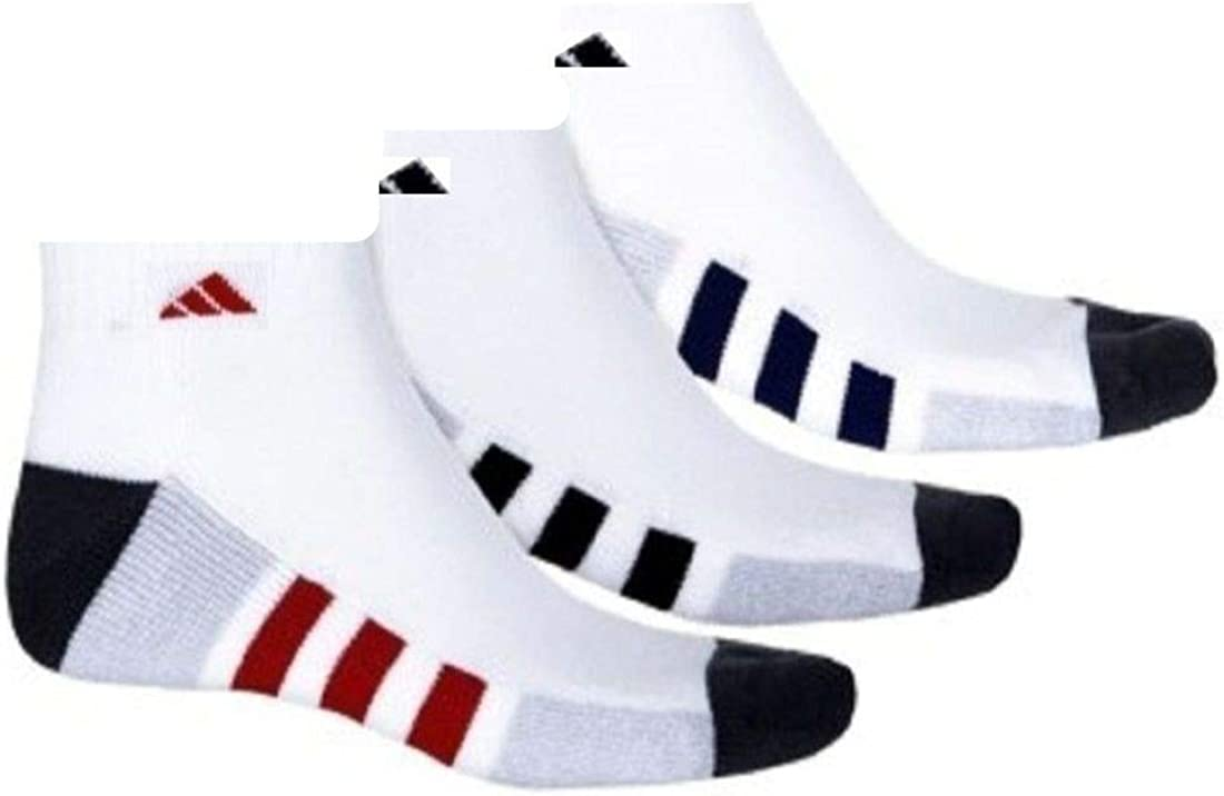 Adidas Men's Clearance SALE! Limited time! 3-Pack Athletic Wicking Moisture Climalite 2021 spring and summer new Cushione