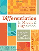 differentiation in middle school