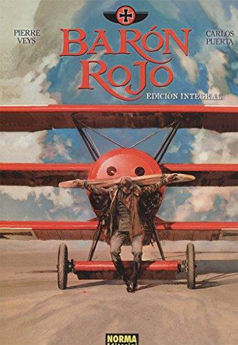 BARON ROJO. EDICION INTEGRAL