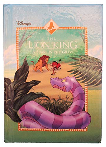 The Lion King Six New Adventures Book Series