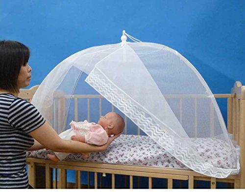 タナカ『ベビー用 洗える入口付き蚊帳』