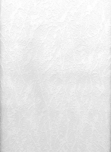 Brewster 497-96295 Splatter Plaster Texture Wallpaper, Paintable
