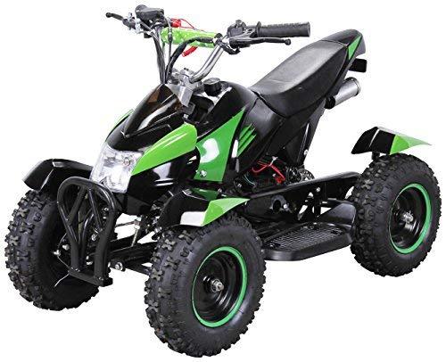 Miniquad Cobra Kinder ATV 49 cc Pocketquad 2-takt Quad ATV Pocket Quad Kinderquad Kinderfahrzeug grün/schwarz