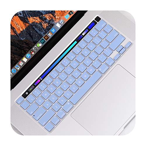 Skin Protector Pro 13 Touch Bar-Serenity Blue para MacBook Pro de 13 pulgadas A2289