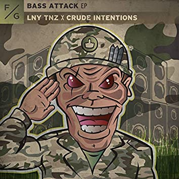 Bass Attack EP