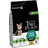 Pro Plan Small & Mini Puppy avec Optistart Riche en Poulet 3 kg Croquettes pour...