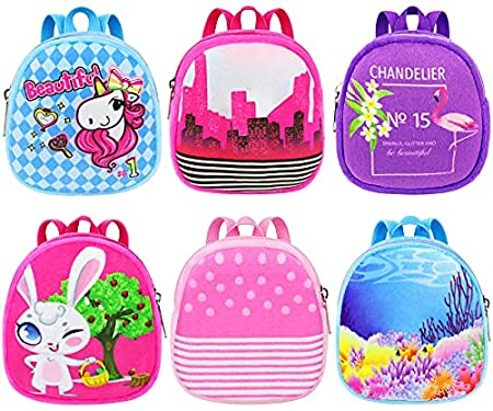 Best Mini Backpacks for Barbie Dolls