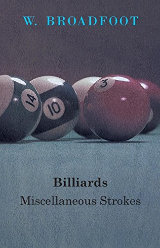 Billiards: Miscellaneous Strokes (English Edition)