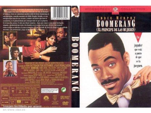 BOOMERANG (EL PRINCIPE DE LAS MUJERES) (DVD)