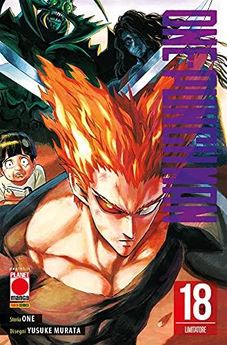 One-Punch Man (Vol. 18)