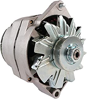 DB Electrical ADR0133 New Alternator For Allis Chalmers Lift Truck Loader, Bobcat Skid Steer, Case Farm Tractor, Caterpillar, International, John Deere Backhoe 321-647 321-648 321-649 70270835 70271966