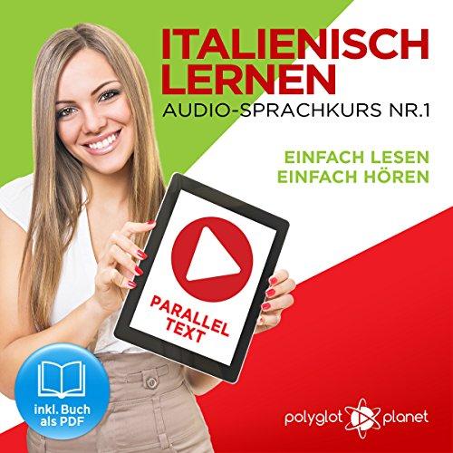 Italienisch Lernen: Einfach Lesen, Einfach Hören Titelbild