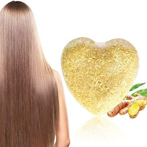 Champú Sólido, Shampoo Bar, 100% Natural 2pcs Hair Shampoo Bar, Natural...